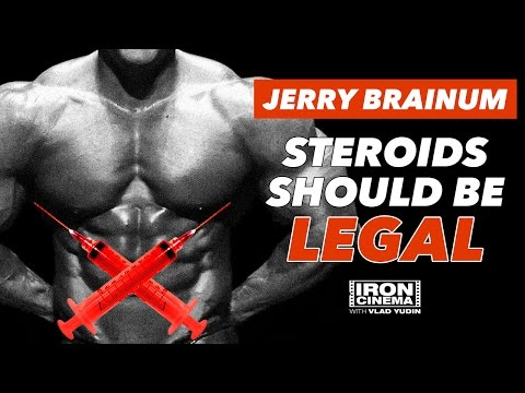 Jerry Brainum Interview: Steroids Should Be Legal | Iron Cinema