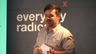How doing a drawing a day changed my life: David Litchfield at TEDxBedford