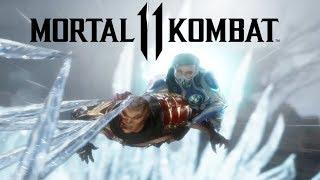 MORTAL KOMBAT 11 | ALL XRAYS HIGH FRAME RATE 4K (Including Shao Kahn)