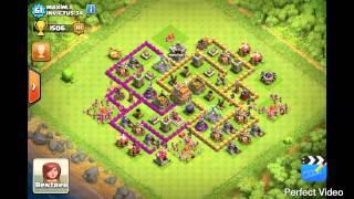 Ma première vidéo sur clash of clans merci de commenter