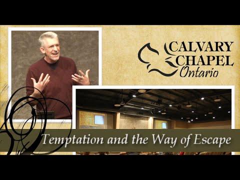 1 Corinthians 10:13 - Temptation and the Way of Escape