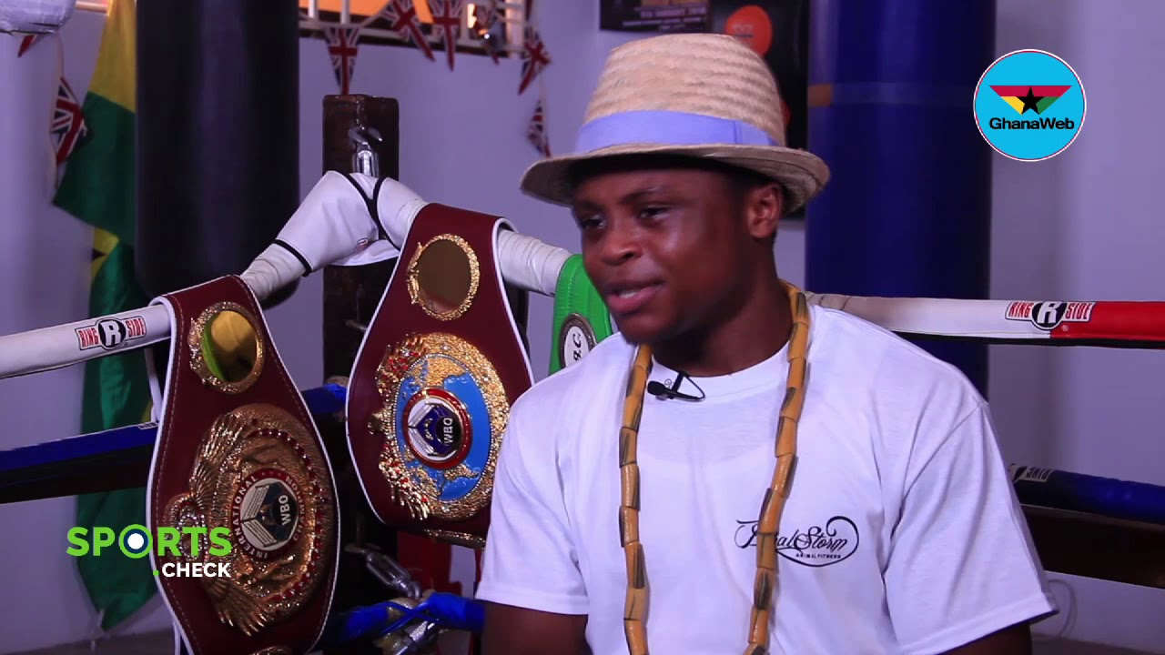A Champion Obeying Advice Made My World Father's Dogboe Me Isaac w0qSxX0r