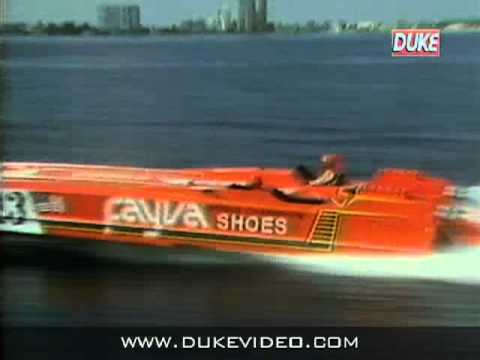 Duke DVD Archive - Main Event - Offshore Powerboats 1981