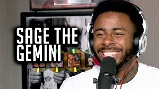 Sage the Gemini calls Jordin Sparks his Wife + Stays Quiet about Ghost Writing