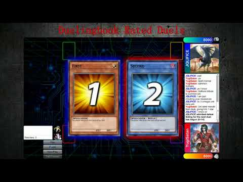 60-Card vs Pendulum Magician | Swift 2-0 | DuelingBook Rated Duels