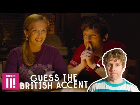 Guess The British Accent : Accent Roulette