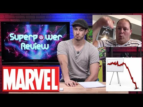 "The Downfall of Marvel Comics! with ""The Canadian Geek""!"