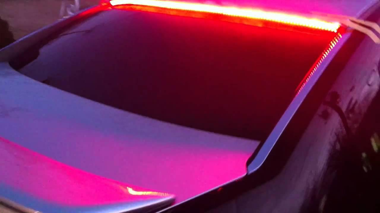 Chulomoet 3rd Brake Light Bentley Conversion Youtube
