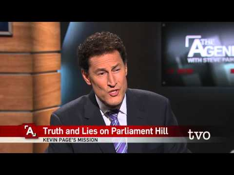 Truth and Lies on Parliament Hill
