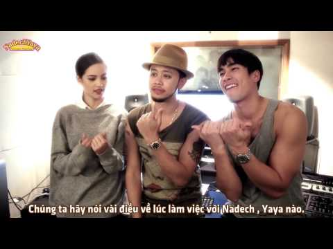 122. [Vietsub] Titanium talked about working with Nadech and Yaya for Lay