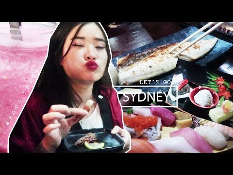 Japanese Food VLOG + Sydney Meet Up! #FOODIEFAM