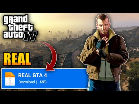 How To Download And Play Gta 4 On Android Mobiles In 2020 || Gta 4 Android || BY TG