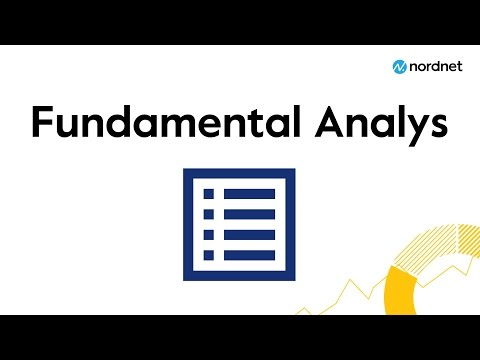 Fundamental Analys (FA)