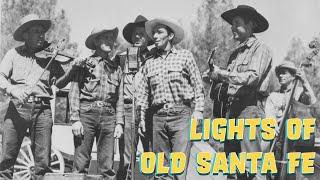 Lights Of Old Santa Fe - Full Movie | Roy Rogers, Trigger, George 'Gabby' Hayes, Dale Evans