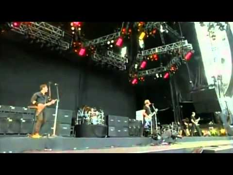 Nickelback - Something In Your Mouth (Live @ Summer Sonic)