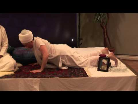 Kundalini Yoga for Strengthening the Magnetic Field