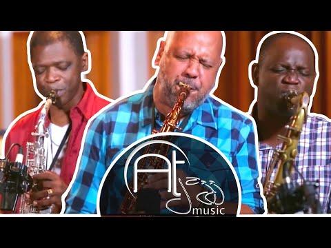 AT JAZZ Music #14 - George, Giovani de Oliveira e Angelo Torres
