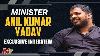 Minister Anil Kumar Yadav Exclusive Interview   Point Blank   NTV
