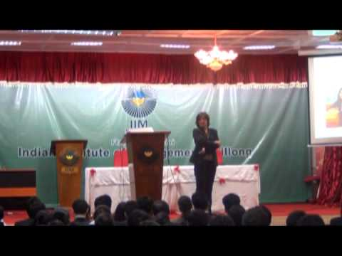 Interaction 13 of The Podium - Judy Manners