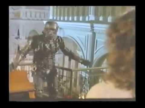 Trailer - Roboman (The Vindicator)