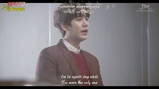 [Vietsub + Engsub + Kara] Kyuhyun (규현) - At Gwanghwamun {Starring Red Velvet Irene - MELON HD}