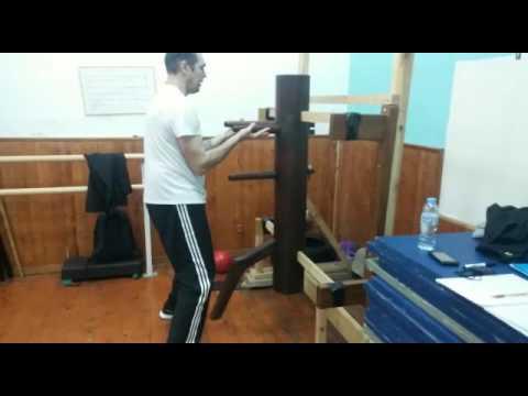 WSL VT ALMERIA Wooden dummy form