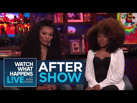 After : Who Would Cynthia Bailey Visit In The Lady Pond?  RHOA  WWHL
