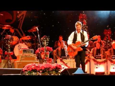 Brian Setzer Orchestra Flintstones Theme