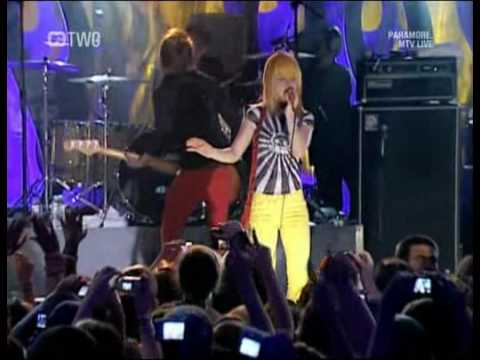 Paramore - That's What You Get (Live Hard Rock Café, New York 2007)
