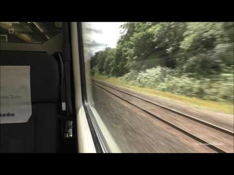 Full Journey! Birmingham Snow Hill - Marylebone - Chiltern Railway - Class 68