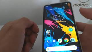 Motorola p30 note (moto one Power) português br