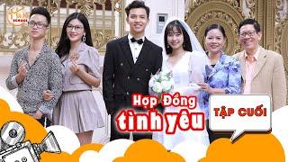 Hợp Đồng Tình Yêu - Tập cuối - Phim Tình Cảm Học Đường   Ham School