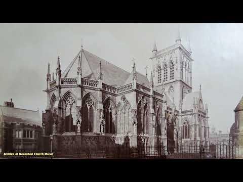 BBC Choral Evensong: St John's College Cambridge 1975 (John Scott)
