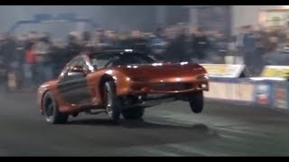 Most Epic Drag Race $110K on the line! - World Cup Finals Compilation