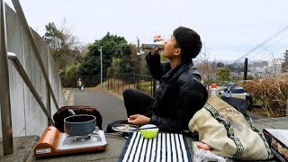 Lòng Lợn Chấm Mắm Tôm Nhật Bản || cuộc sống nhật bản