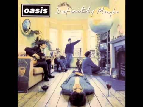 Definitely Maybe FULL ALBUM OASIS