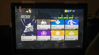 Surface Pro 7 i5-1035G4 Overwatch w&wo fan mod