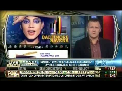 Bruce Turkel on Fox Business: Ray Rice, Rihanna and the Ravens