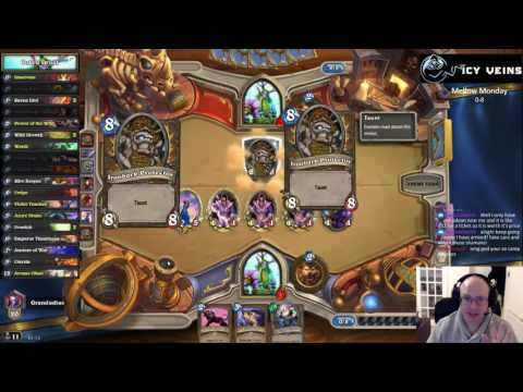 [Hearthstone] Grandudius Time - 7th-11th Nov - Death Wing?! You