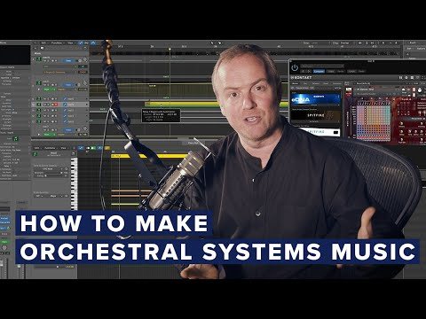 How To Make Orchestral Systems Music With Samples