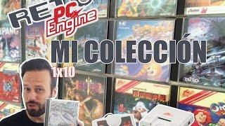 RETO PC ENGINE - MI COLECCIÓN de PC ENGINE - SHMUPS PC ENGINE - PLATAFORMAS - HUCARDS - PC ENGINE CD