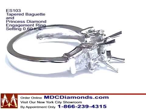es103-platinum-engagement-ring-setting-with-baguette-and-princess-diamonds-by-mdc-diamonds-nyc