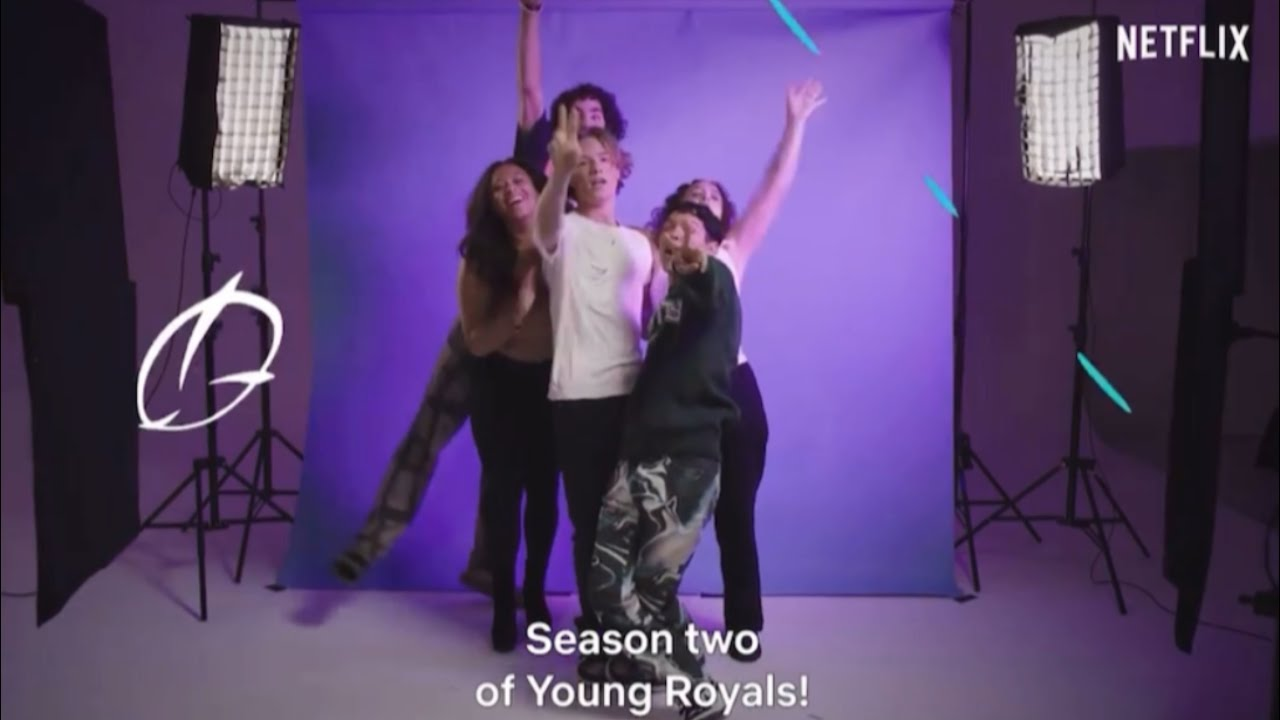 Download Young Royals Season 2 Announcement!