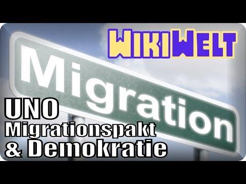 UNO Migrationspakt & Demokratie - meine WikiWelt #97