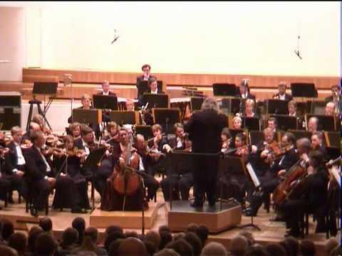 Pia Segerstam plays Elgar Cello Concerto (end)