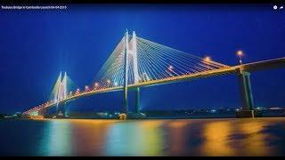 Tsubasa Bridge in Cambodia Launch 06-04-2015