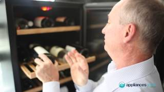 30 Bottle Vintec Wine Storage Cabinet V30sgmebk Reviewed By Product Expert - Appliances Online