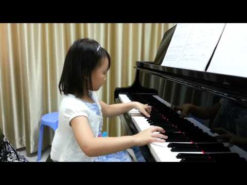 ABRSM Piano 2013-2014 Grade 5 B3 Adelita / Francisco Tárrega by 靖雅