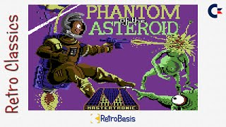 PHANTOMS OF THE ASTEROID ◆ C64