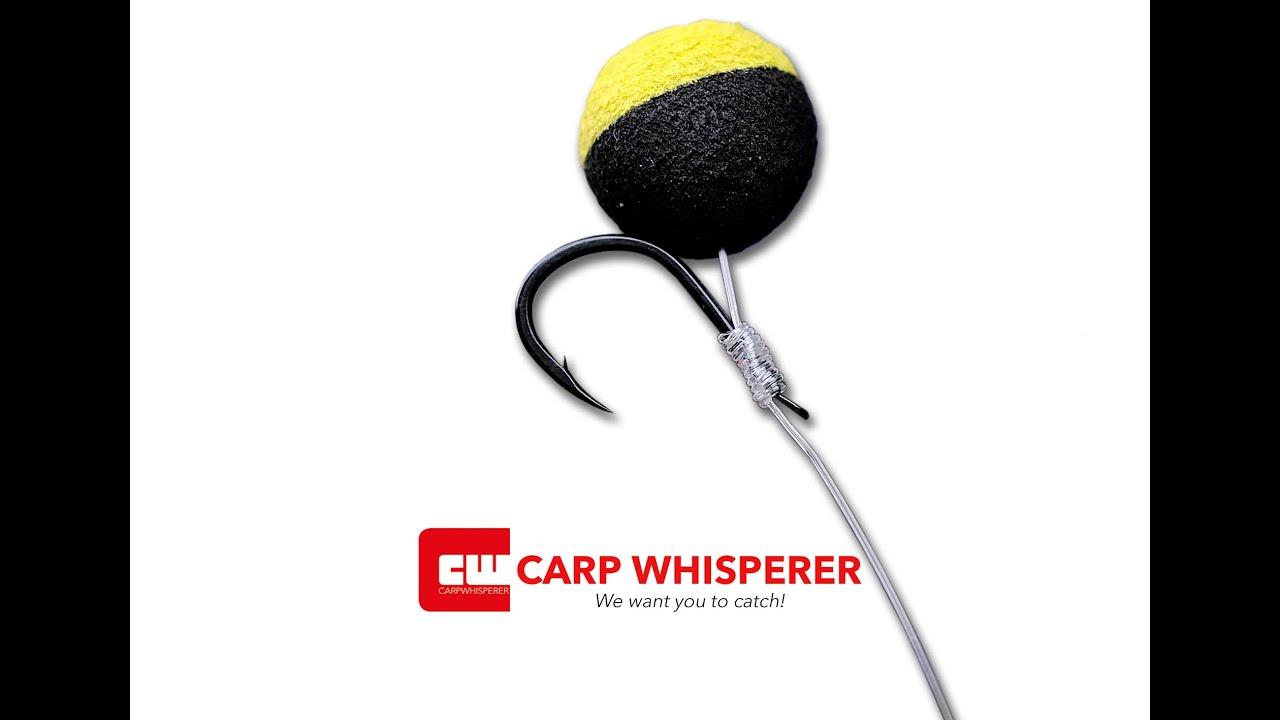 Big Zig The Rig : Hoe maak je een adjustable zig rig carp whisperer tv